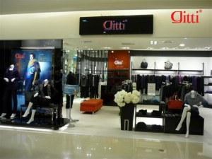 GITTI時裝服飾特色優勢及加盟應注意那些事項 --阿甘創業加盟網www.ican168.com提供