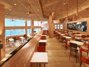 中山大學觀海樓餐廳(頂讓)頂讓由www.ican168.com阿甘創業加盟網提供