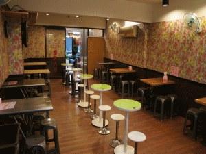 台北市松山近市場學校公車站旁餐飲店(頂讓)頂讓由www.ican168.com阿甘創業加盟網提供