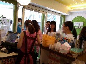 近新莊稅捐處公園一路上西式複合餐飲店(頂讓)頂讓由www.ican168.com阿甘創業加盟網提供