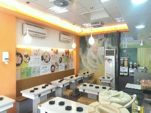 彰化餐飲街近警察總局市場火鍋店(頂讓)頂讓由www.ican168.com阿甘創業加盟網提供