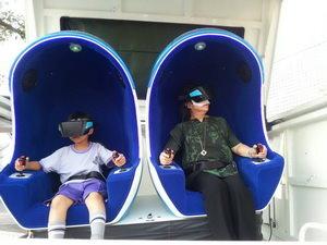 新北市板橋區夜市「VR虛擬實境」店(頂讓)頂讓由www.ican168.com阿甘創業加盟網提供